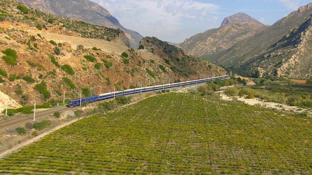 Blue Train Blog Images