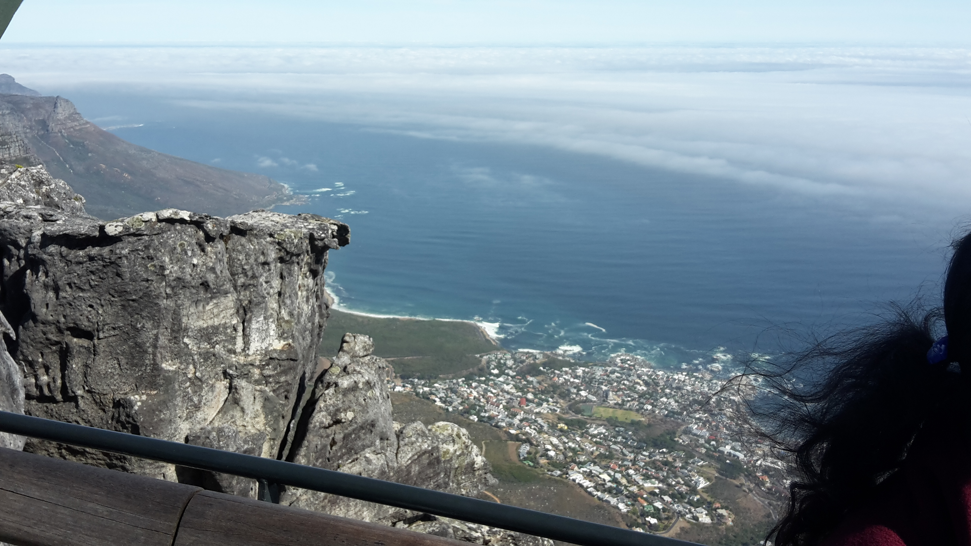 Above the clouds table mountain south africa perfect africa for Table mountain