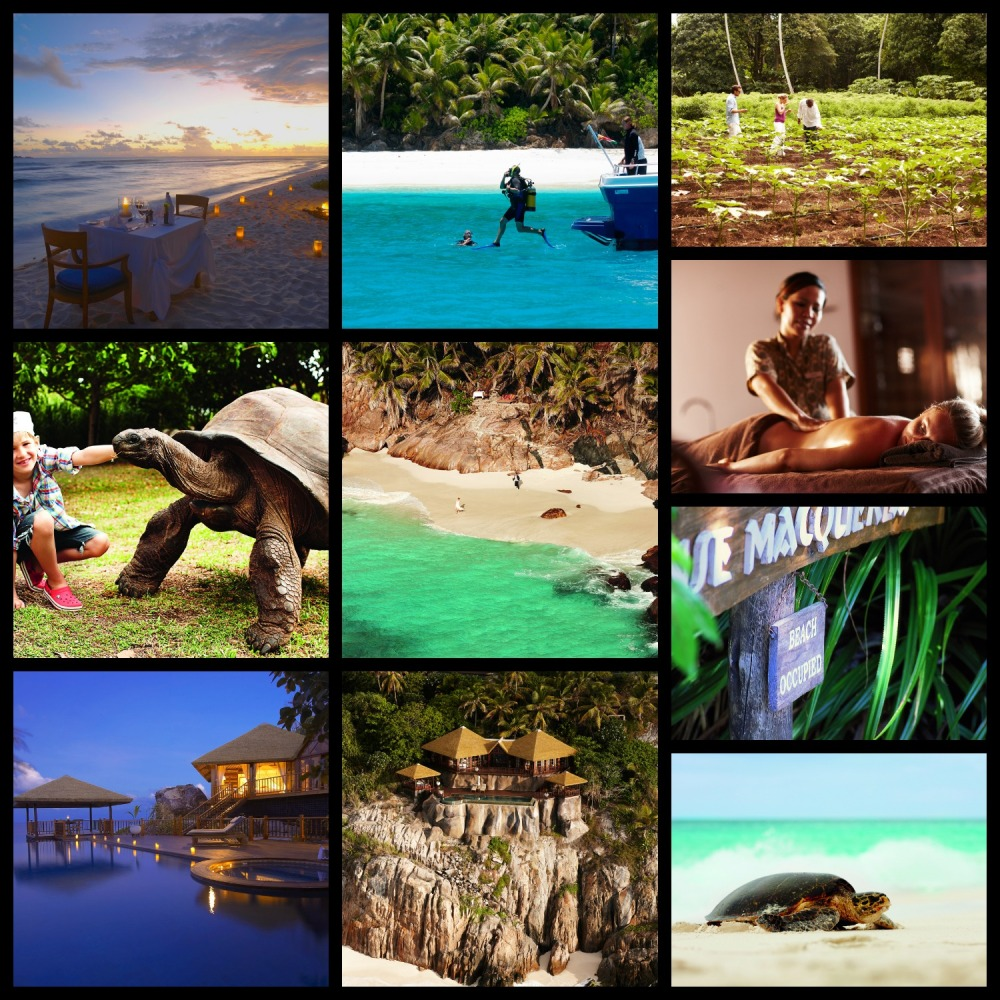 Images Courtesy: Fregate Island Private